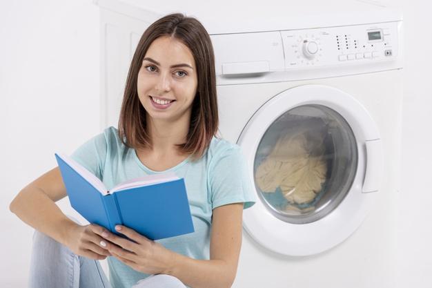 เครื่องซักผ้า 2 ถัง คู่ LG ฝาหน้า ฝาบน