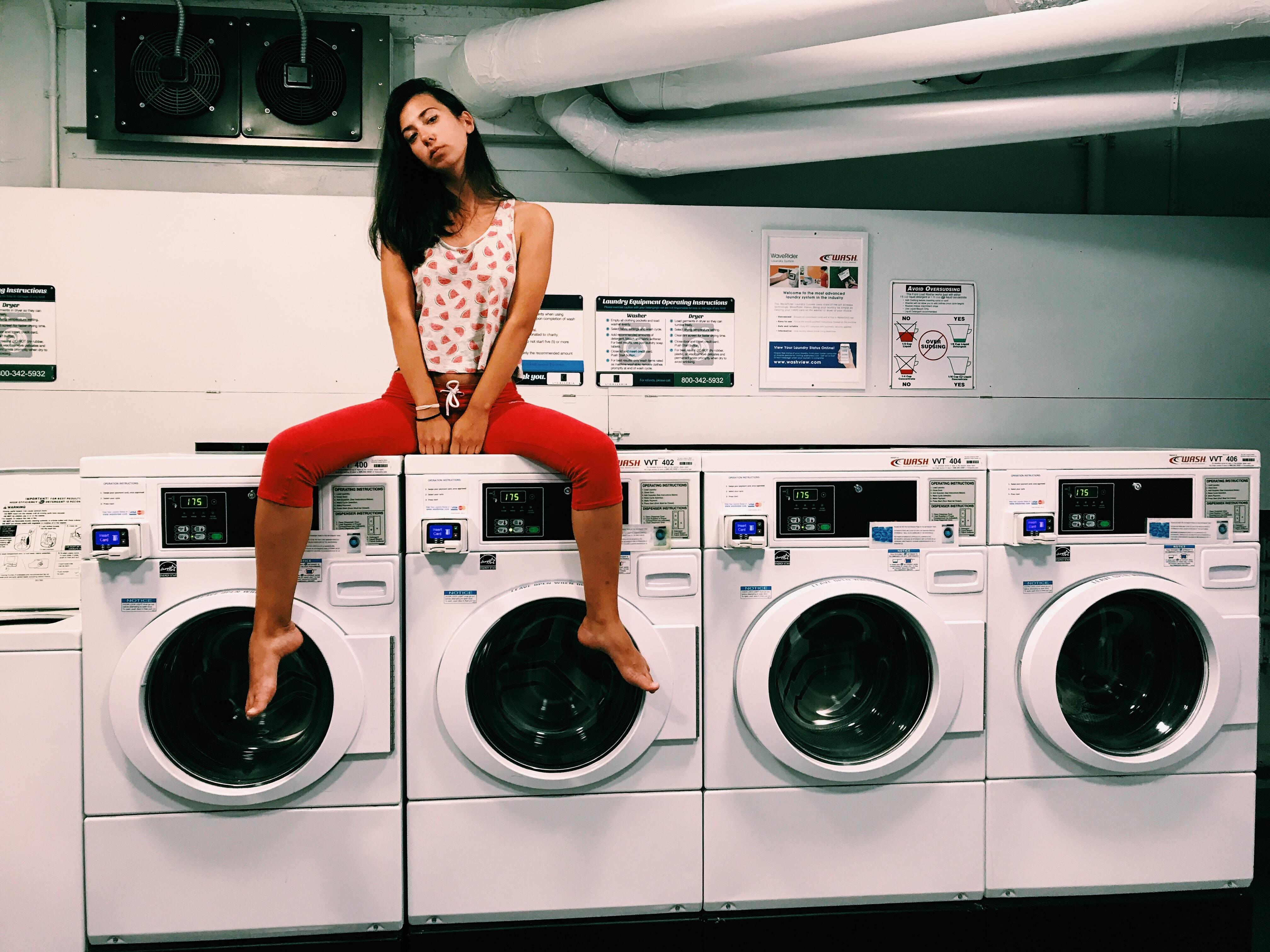 วิวัฒนาการของเครื่องซักผ้า