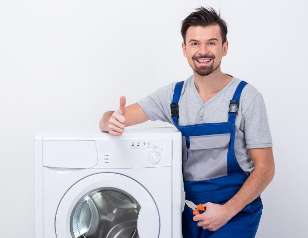 เครื่องซักผ้าหมุนช้า
