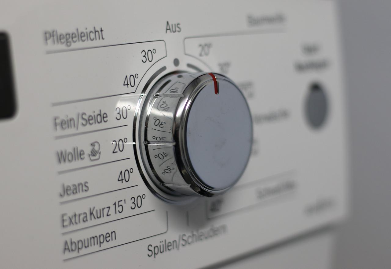 เครื่องซักผ้า กี่วัตต์