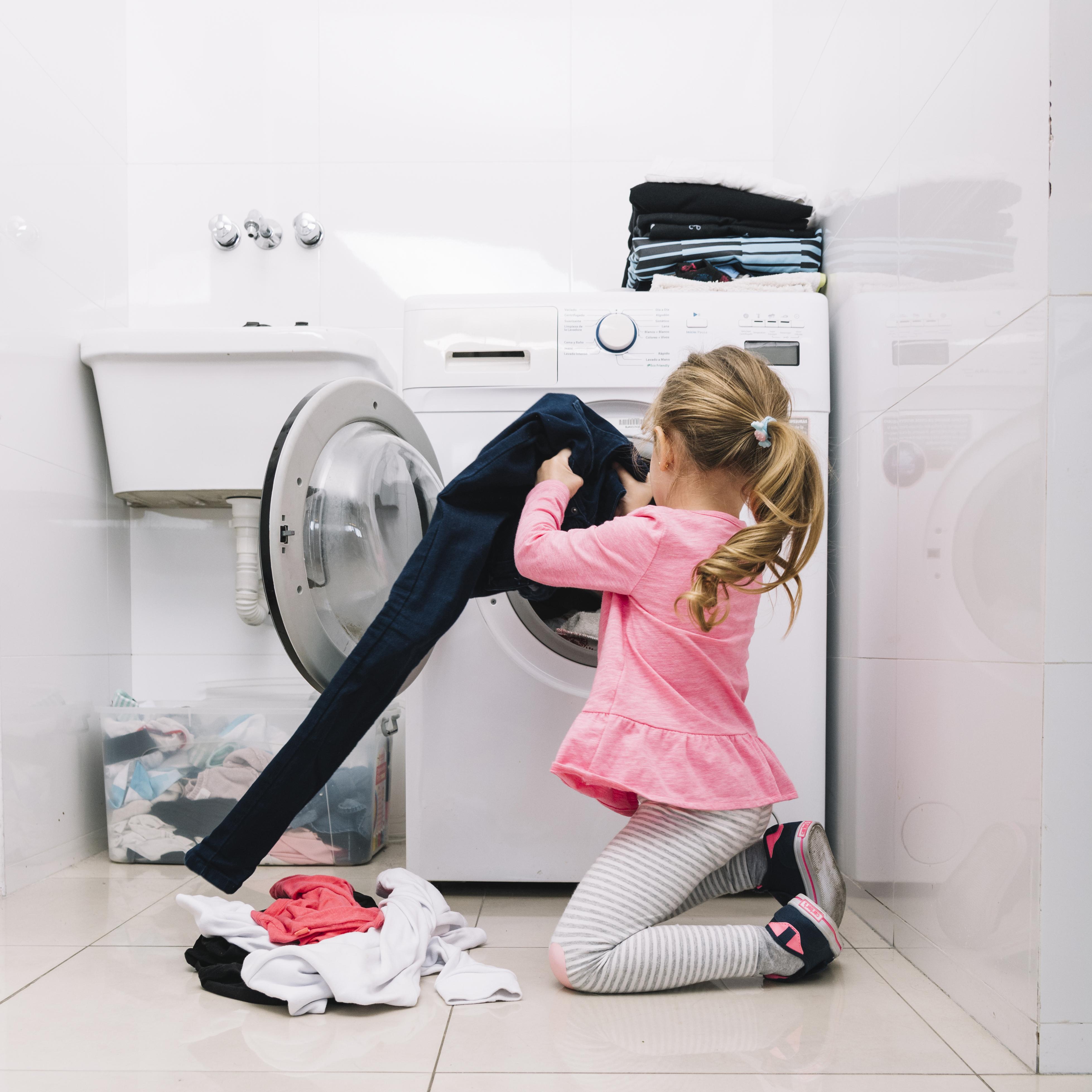 เครื่องซักผ้าที่บิ๊กซีและโลตัส
