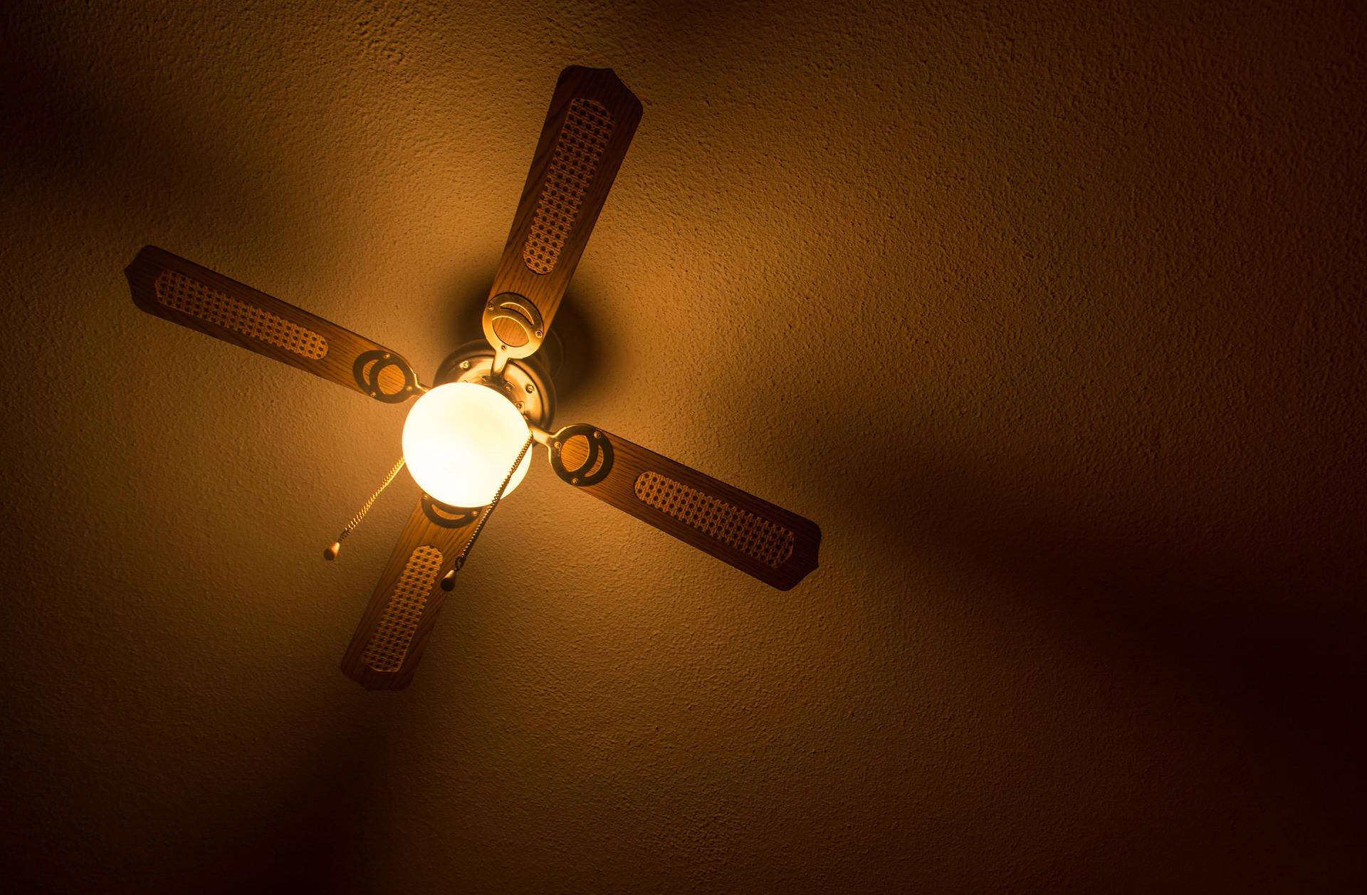 พัดลม ติดเพดาน