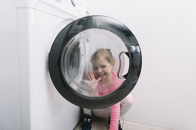 เครื่องซักผ้าคอนโด