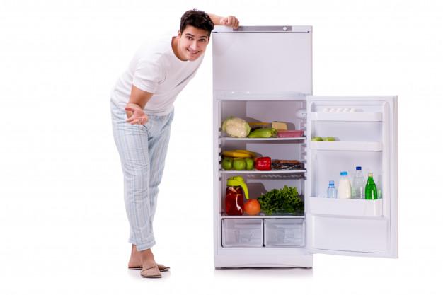 ตู้เย็นปิดไม่สนิท