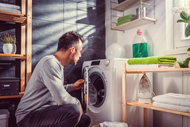 เครื่องซักผ้ามือถือ
