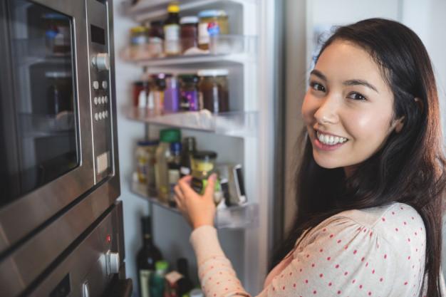 ตู้เย็นลูกเต๋า