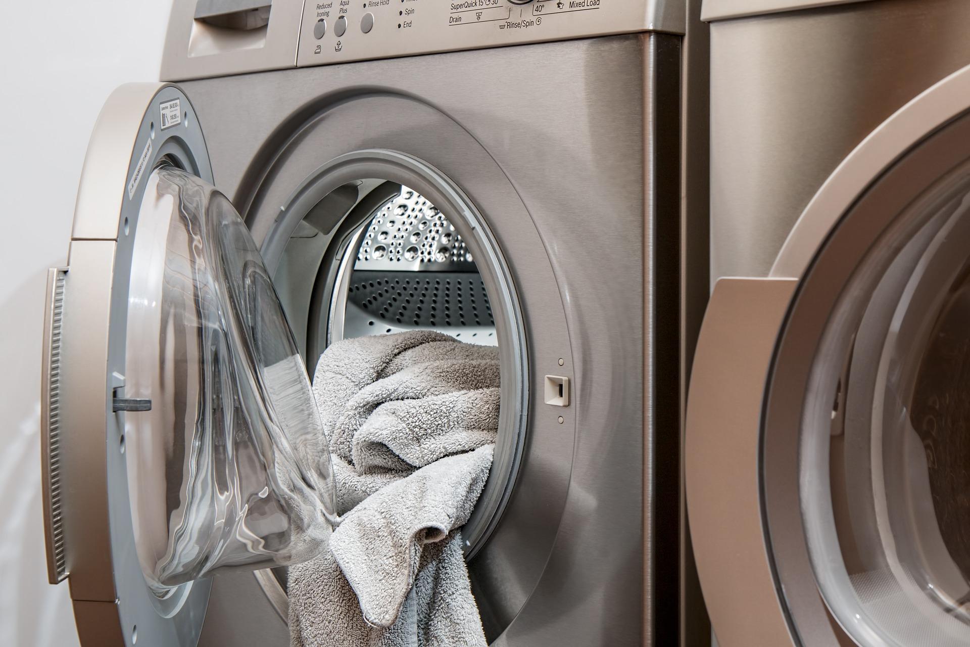 เครื่อง ซัก ผ้าขนาด ที่ ซัก ผ้า นวม ได้