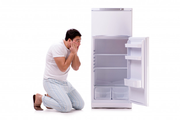 ตู้เย็น 2 ประตู สองประตู ไม่ เย็น