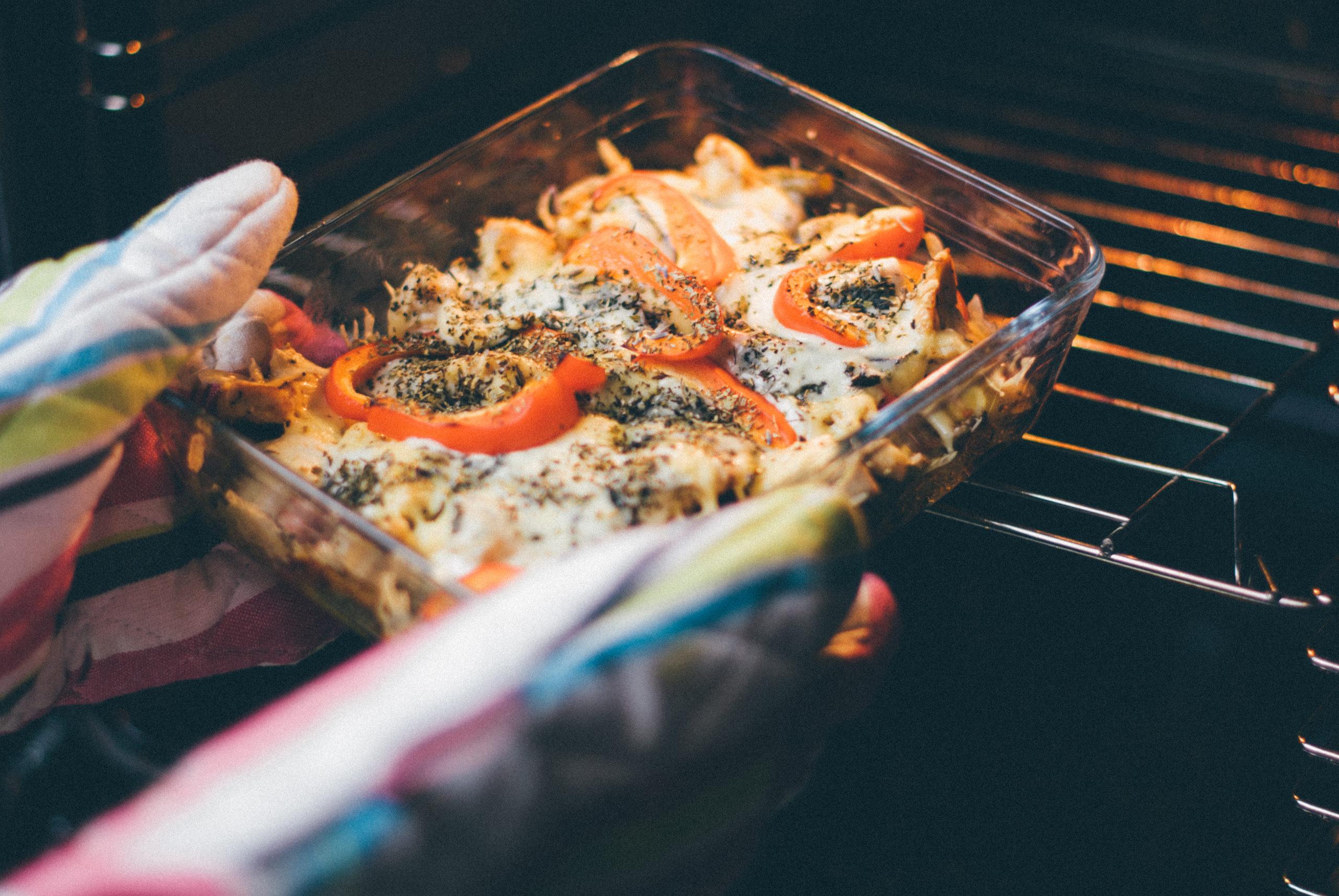 แจกอาหารสูตรเด็ด ทำเองได้ง่ายๆ ด้วยเตาอบไฟฟ้า