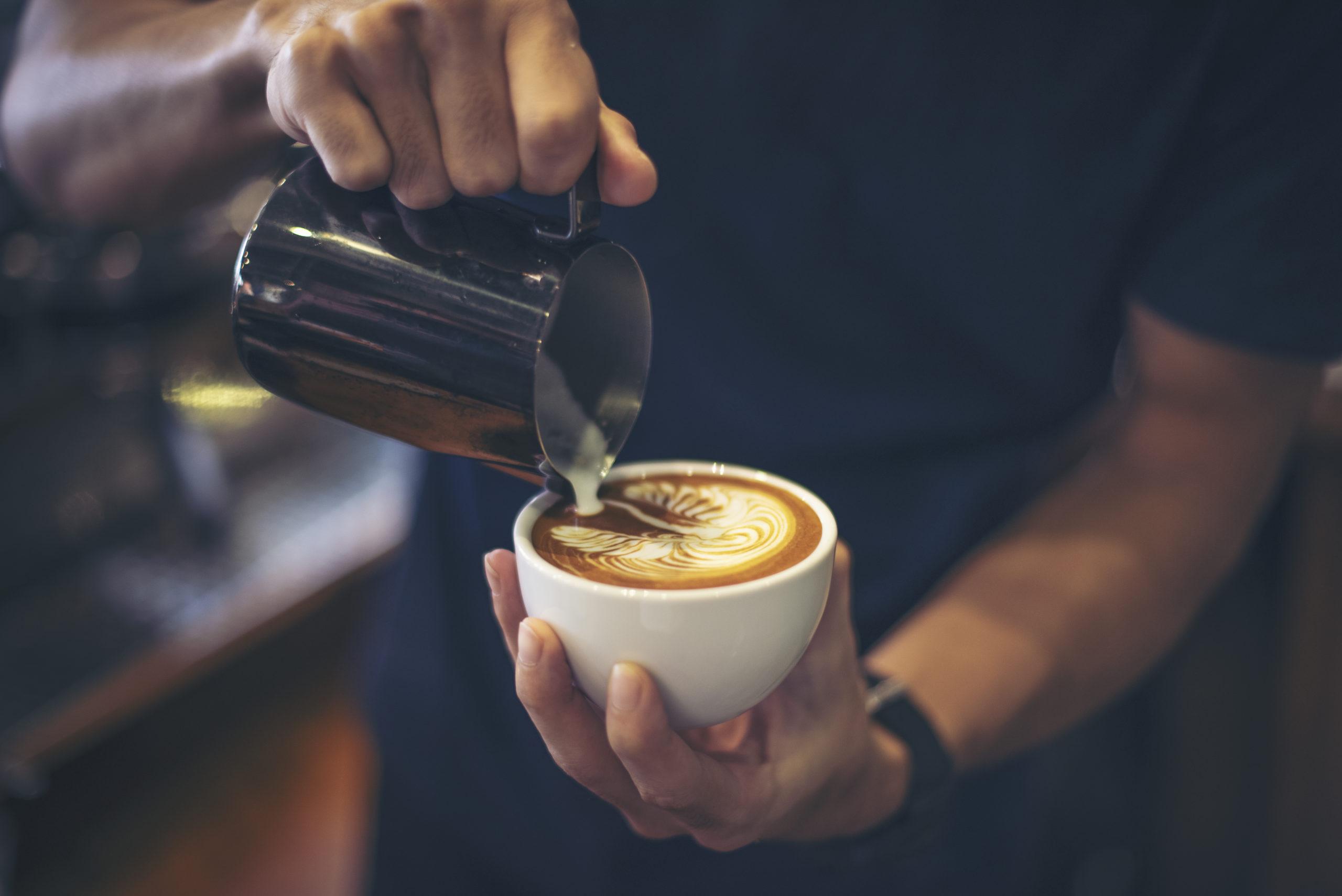 เครื่องชงกาแฟขนาดเล็ก