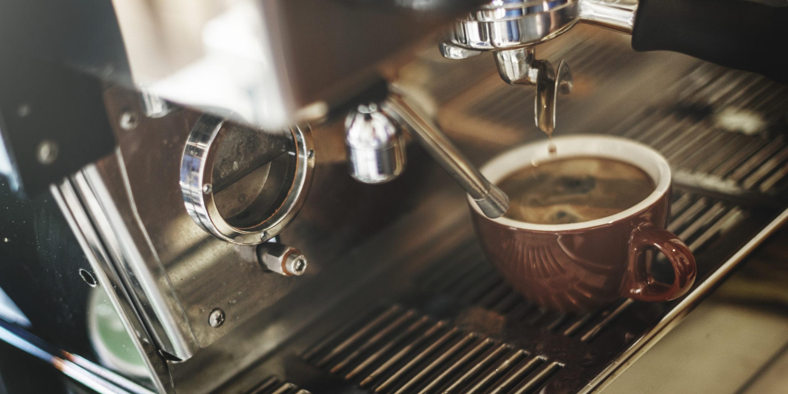 เครื่องชงกาแฟออโต้