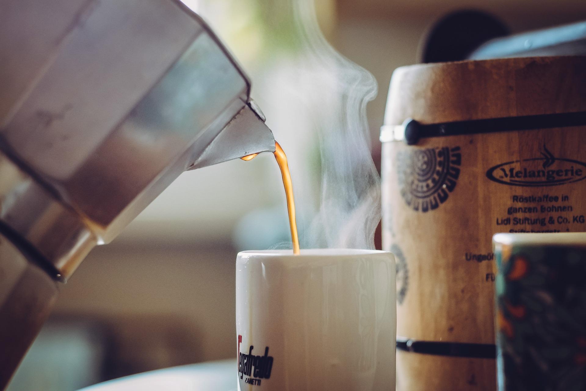 เครื่องชงกาแฟแบบคันโยก