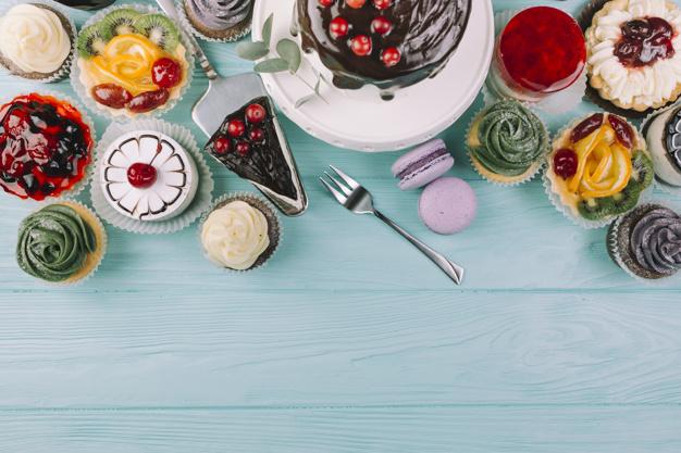 ทำบัสเตอร์เค้กด้วยหม้อหุงข้าวธรรมดา