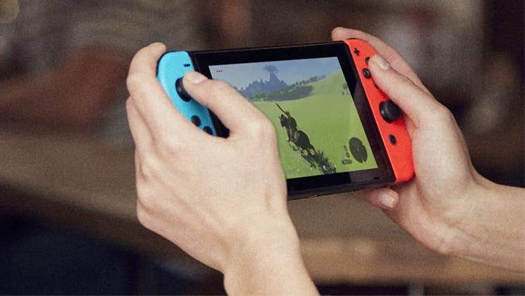 Nintendo Switch hand ราคา Nintendo Switch