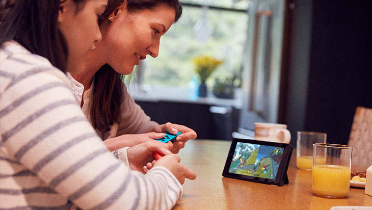 Nintendo Switch tabletop