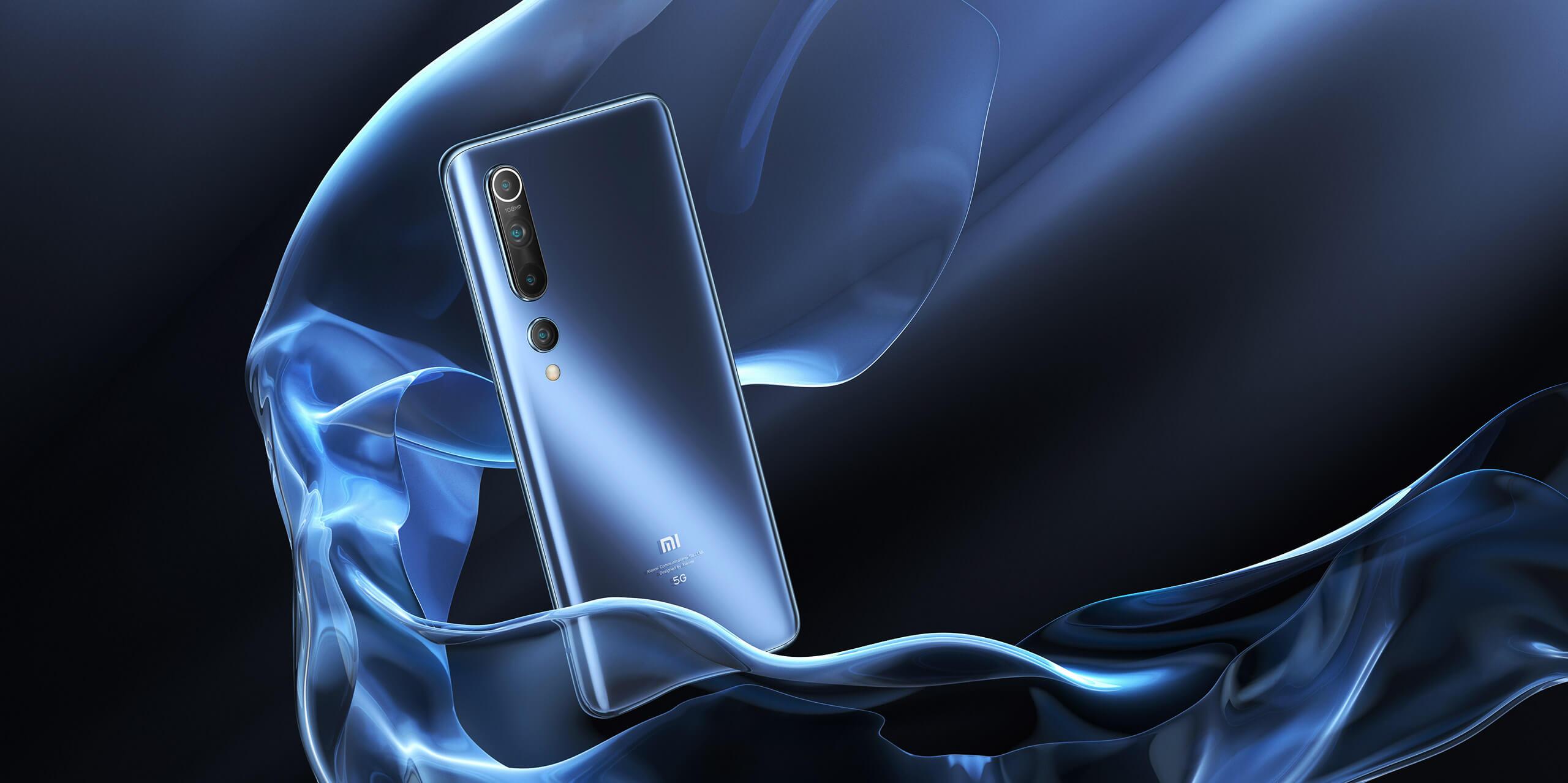 Xiaomi Mi 10 สมาร์ทโฟนเรือธงน่าจับตามองแห่งปี 2021 จาก Xiaomi